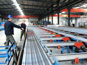 铝型材行业