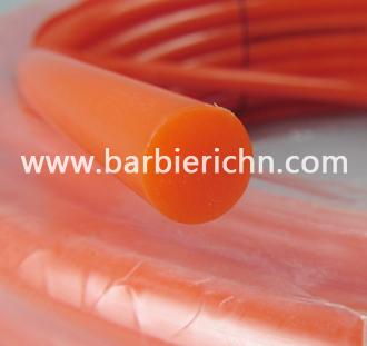 聚氨酯圆带光面(橙色)