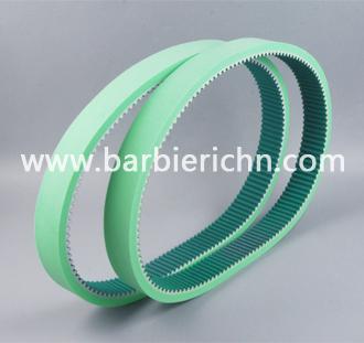 HTD8M-PAZ7+10F7FZ  绿色海棉