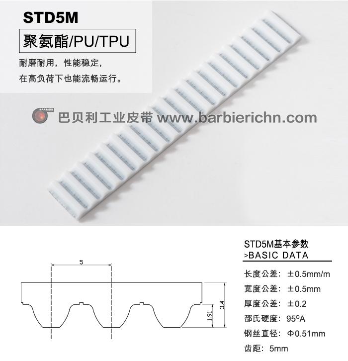 STD齿型