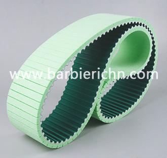 T10-PAZ7+6F7FZ绿色海绵均匀切开
